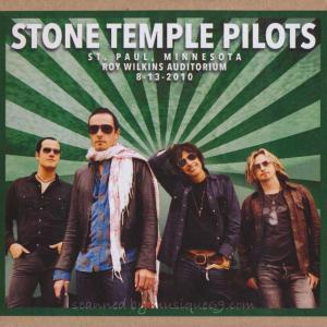 ストーンテンプルパイロッツ Stone Temple Pilots - Roy Wilkins Auditorium (CD)|musique69