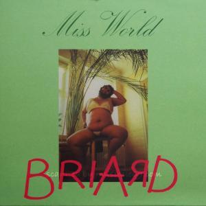 アンディマッコイ Andy McCoy (Briard) - Miss World (vinyl)|musique69