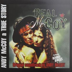 アンディマッコイ Andy McCoy - The Real McCoy Soundtrack: Andy McCoy a True Story (vinyl)|musique69
