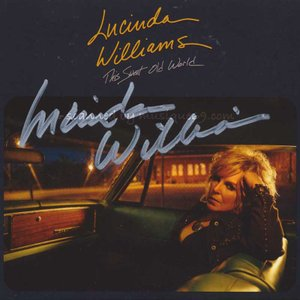 ルシンダウィリアムス Lucinda Williams - This Sweet Old World: 25th Anniversary Exclusive Autographed Edition (CD)|musique69