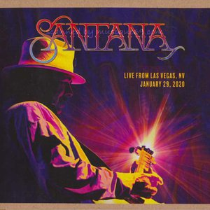カルロスサンタナ Santana - Live from House of Blues, Las Vegas, NV January 29, 2020 (CD)|musique69