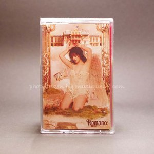 カミラカベロ Camila Cabello - Romance: Exclusive Limited Edition (cassette) musique69