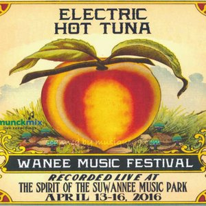 ホットツナ Hot Tuna (Electric Hot Tuna) - Live at 2016 Wanee Music Festival (CD)|musique69