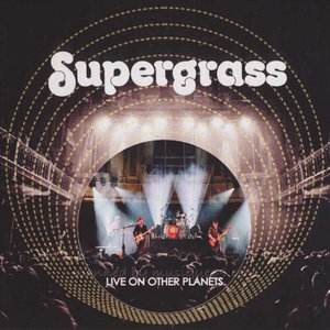 スーパーグラス Supergrass - Live on Other Planets (CD)|musique69