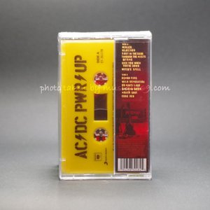 AC/DC - Power Up: Exclusive Yellow Edition (cassette)|musique69