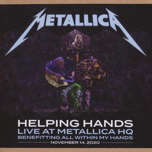 メタリカ Metallica - Helping Hands Live at Metallica HQ (CD)|musique69