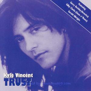 カイルヴィンセント Kyle Vincent - Trust (CD)|musique69