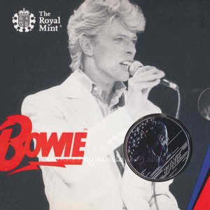 デヴィッドボウイ David Bowie - Music Legends: David Bowie 2020 £5 Brilliant Uncirculated Coin - Edition 2 (goods)|musique69
