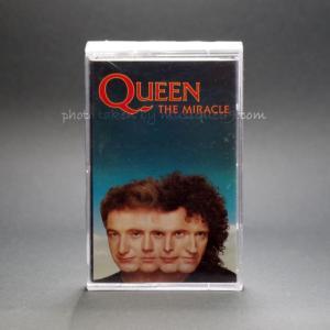 クイーン Queen - The Miracle (cassette)|musique69