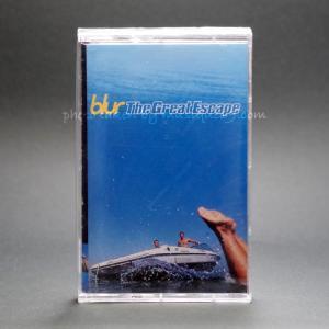 ブラー Blur - The Great Escape (cassette)|musique69
