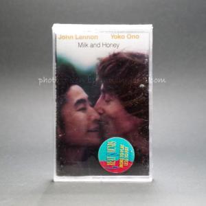 ジョンレノン John Lennon & Yoko Ono - Milk and Honey (cassette) musique69