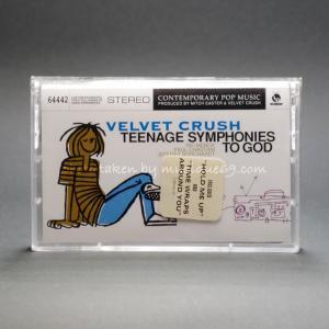 ヴェルヴェットクラッシュ Velvet Crush - Teenage Symphonies to God (cassette)|musique69