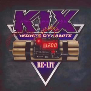 キックス KIX - Midnite Dynamite Re-Lit: 35th Anniversary Special Edition (CD) musique69