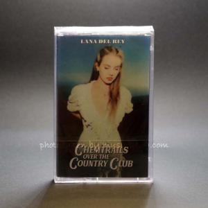 ラナデルレイ Lana Del Rey - Chemtrails Over the Country Club: Exclusive Limited Edition #2 (cassette) musique69