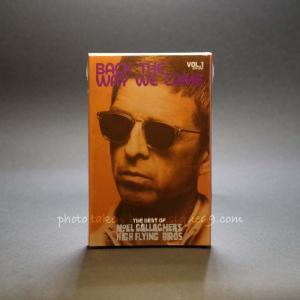 ノエルギャラガー Noel Gallagher's High Flying Birds - Back the Way We Came Vol. 1 (2011-2021): Exclusive Edition (cassette) musique69