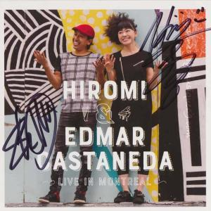 上原ひろみ (Hiromi & Edmar Castaneda) - Live in Montreal: Exclusive Autographed Edition (CD)|musique69