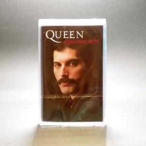 クイーン Queen - Greatest Hits Collectors Edition Freddie Mercury Cover (cassette) musique69