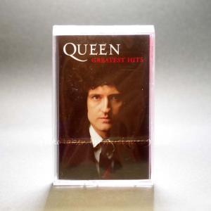 クイーン Queen - Greatest Hits Collectors Edition Brian May Cover (cassette) musique69