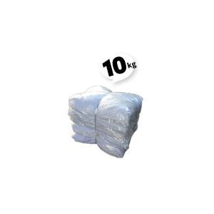ウエス白 ウエス 10kg  2kg×5袋  1セット|must-shop