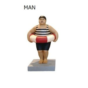 FLOATHOOK MAN フック 壁掛け インテリア ライフスタイル アンティーク サーファー 海 夏 mustyle-kobe