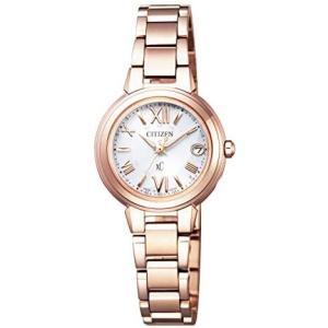 [シチズン] 腕時計 クロスシー エコ・ドライブ 電波時計 ES9435-51A レディース ピンクゴールド (文字盤色-ホワイト) musubi-syop