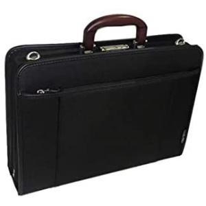 LuggageAOKI 青木鞄 LAFERE OPS ラフェール オプス 2way ビジネス アタッシュケース ショルダーバッグ (ブラック) musubi-syop