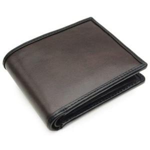 (コンプレックスガーデンズ) COMPLEX GARDENS 止観/シカンシリーズ 二つ折り財布 4023 (チョコ×ブラック(56))(ブラウン) musubi-syop
