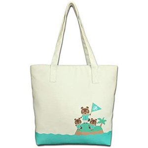 あつまれどうぶつの森 ハンドバッグ 手提げ 可愛い どうぶつの森 スイッチ 収納ケース 人気 通学 通勤 大容量 トートバッグ 帆布 軽量 musubi-syop