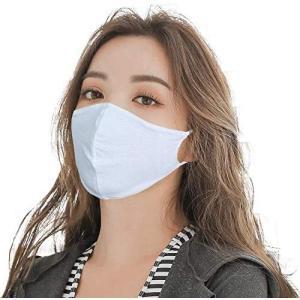 マスク 水着素材( 5枚組 Lサイズ 標準 男女 大人の方向け )ひんやり 涼しい 接触冷感 夏 夏用マスク 洗濯 洗える 水着 マスク (女性用)|musubi-syop