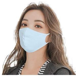マスク 水着素材( 5枚組 Sサイズ 3歳  小学低学年 )ひんやり 涼しい 接触冷感 夏 夏用マスク 洗濯 洗える 水着 マスク 冷感(女性用)|musubi-syop