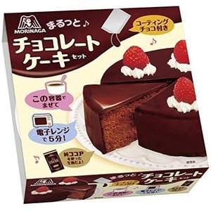 森永製菓 チョコレートケーキセット 205g ×6個
