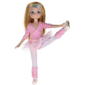 Lottie Doll バレエクラス バレリーナ人形 女の子と男の子に最適なバレエのおもちゃ 3歳 4歳 5歳 6歳 7歳 8歳 (ピンク)|musubi-syop