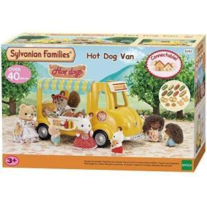 Sylvanian Families Hot Dog Van Set (マルチ)|musubi-syop