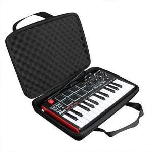Akai Professional スタンドアローン・MIDIキーボードコントローラー MPK Mini Play専用収納ケース-Adada musubi-syop