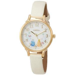 フィールドワーク腕時計 フィールドワーク アナログ シロップ 革ベルト GY006-1 レディース ホワイト (ホワイト) musubi-syop