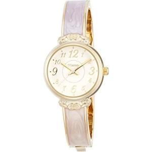 フィールドワーク腕時計 アナログ トレバー バングル ST127-3 レディース ピンク (ピンク) musubi-syop