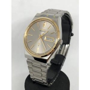 【アウトレット】[セイコー]SEIKO クオーツ腕時計デイデイト 【AC-74】|muta-factory