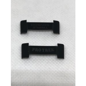 カシオ純正部品プロトレックバンドピース/PRW-5100用 2個セット|muta-factory