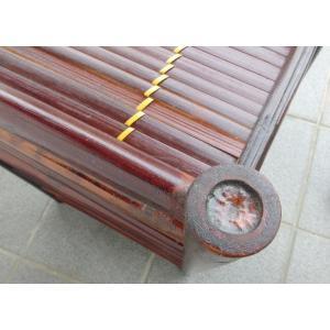 竹製 小型収納家具 3段式ラック ベトナムのバンブー mutasan 05