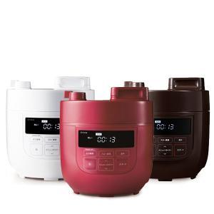 ●1台6役!!かんたん「電気圧力鍋」 圧力調理、無水調理、蒸し調理、炊飯、スロー調理(スロークッカー...