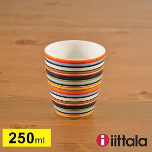 マグカップ イッタラ オリゴ 250ml マグカップ オレンジ iittala Origo|mutow