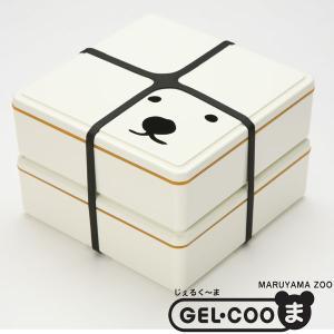 じぇるく〜ま 0201-0006 GEL-COOま ファミリー2段|mutow
