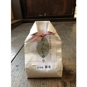 辻又コシヒカリ 精米 2kg|mutsukinoie