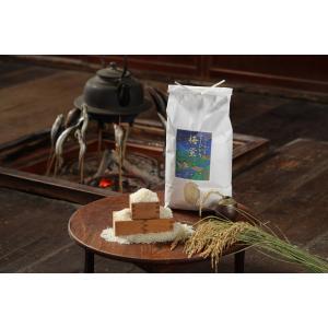 コシヒカリ 玄米 南魚沼地域産コシヒカリ 梅蛍 玄米 1kg|mutsukinoie