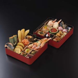 北海道食材 無添加おせち (5寸3段) 27品 と 無添加いくら|mutumiya-web