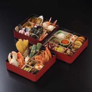 北海道食材 無添加おせち (5寸3段) 27品|mutumiya-web
