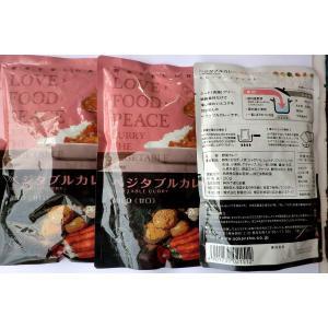 無添加 ベジタブルカレーMILD【甘口】レトルト 210g×3袋|mutumiya-web