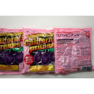 無添加 カリフォルニアプルーン 150g×3袋 【ゆうメール便】|mutumiya-web