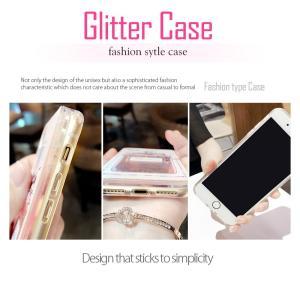 iPhone8 ケース iPhone7 ケース アイフォン8 ケース キラキラ/強化ガラス付|muuk-shop|13