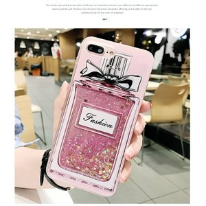 iPhone8 ケース iPhone7 ケース アイフォン8 ケース キラキラ/強化ガラス付|muuk-shop|10